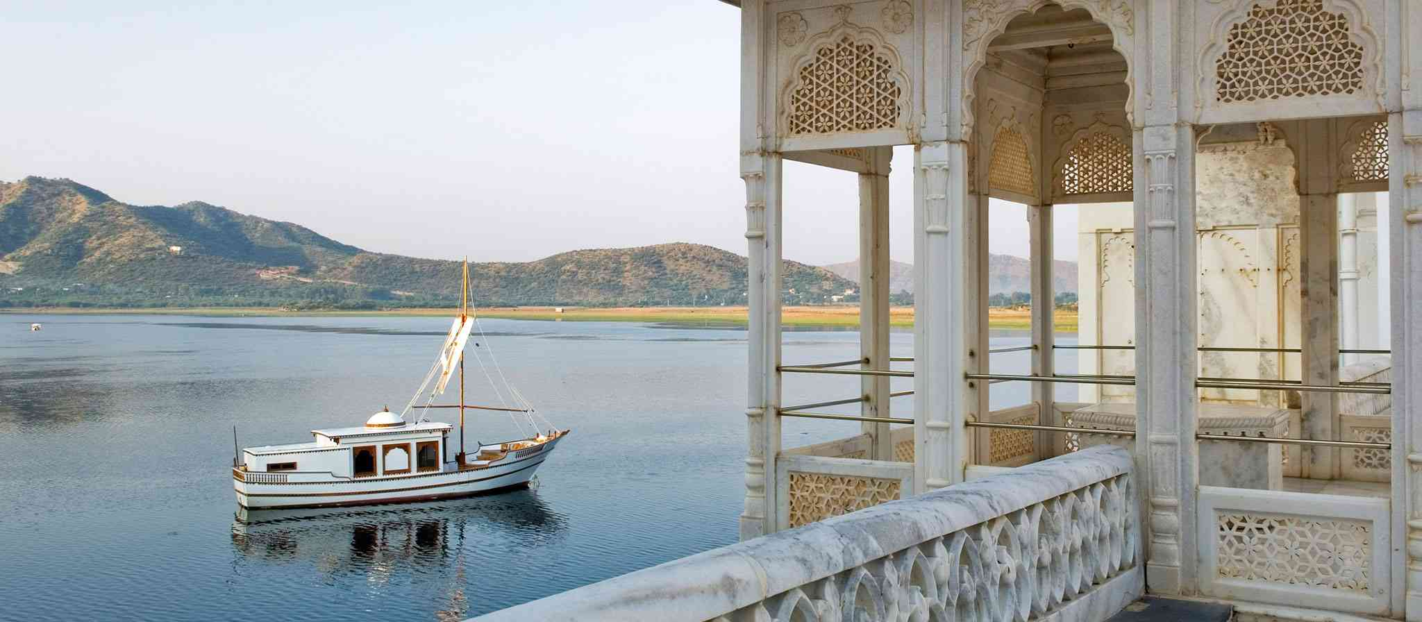 Jiva Boat Spa, Udaipur