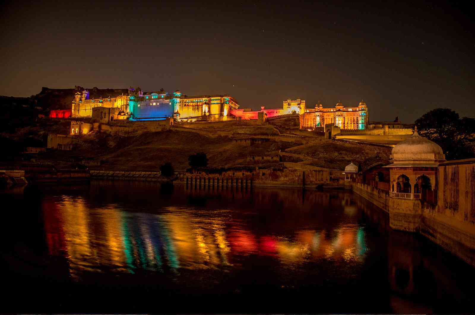 Night tourism in Rajasthan