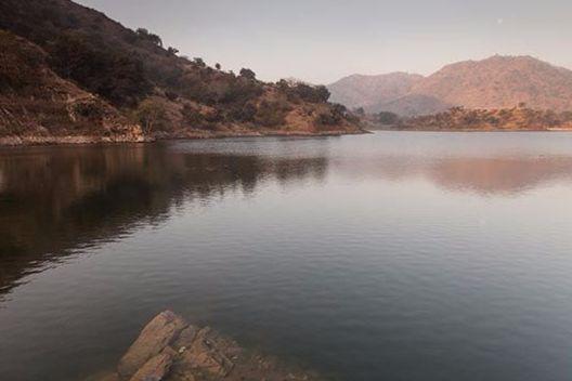 Arvari river Alwar