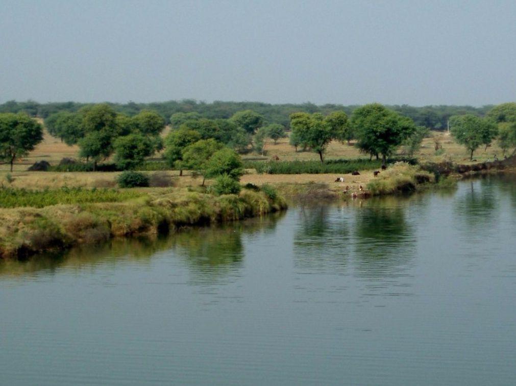 Banas Chambal river Kumbalgarh fort Rajsamand