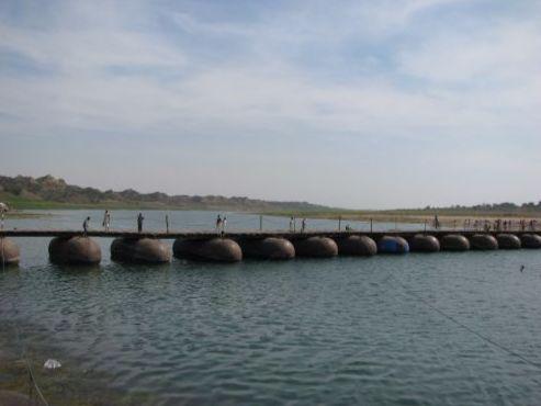 Berach river Banas river Udaipur