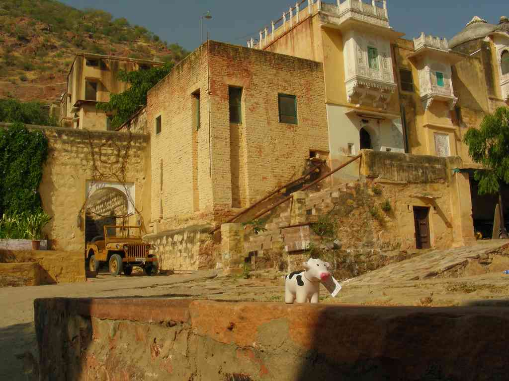 Bhadrajun Fort