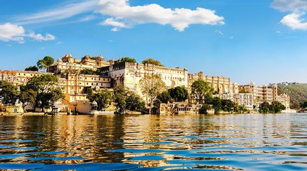 Udaipur, the Lake City