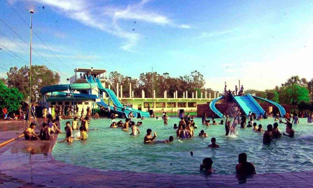 Aquagreens Waterpark Kota