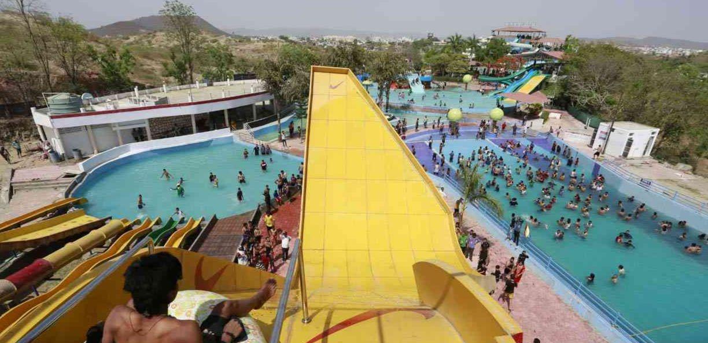Marvel Water Park Udaipur