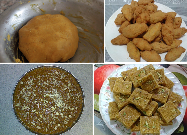 Mohan Thaal recipe