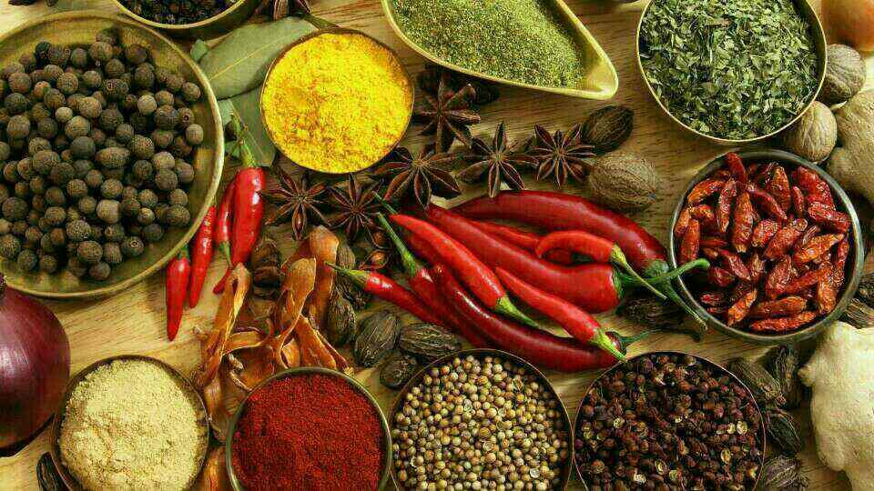 spices in rajasthani food