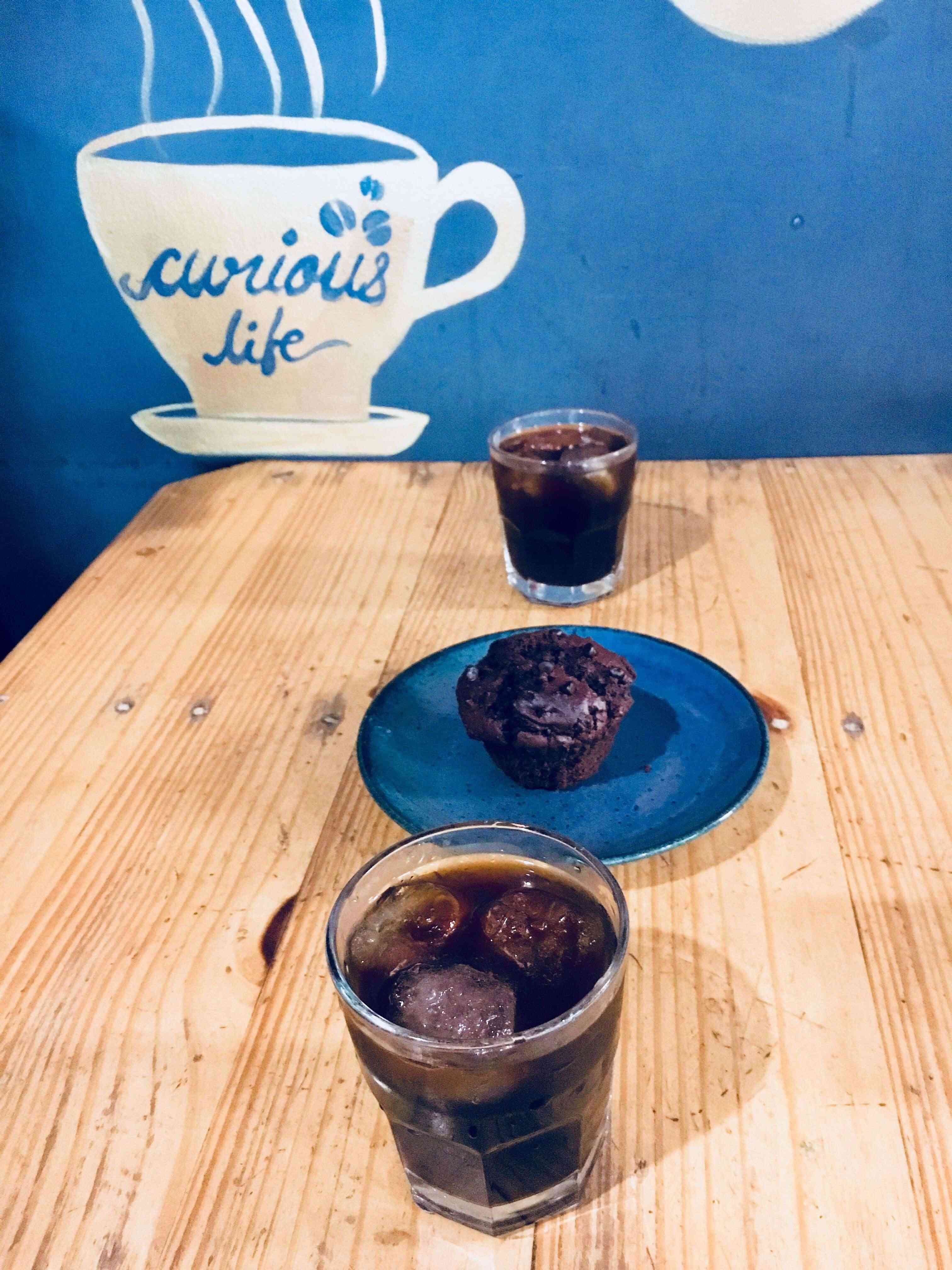 Curious Life Café