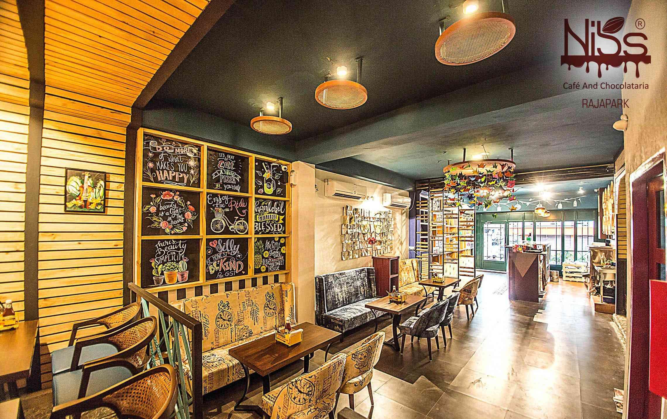 NIBS Café and Chocolataria