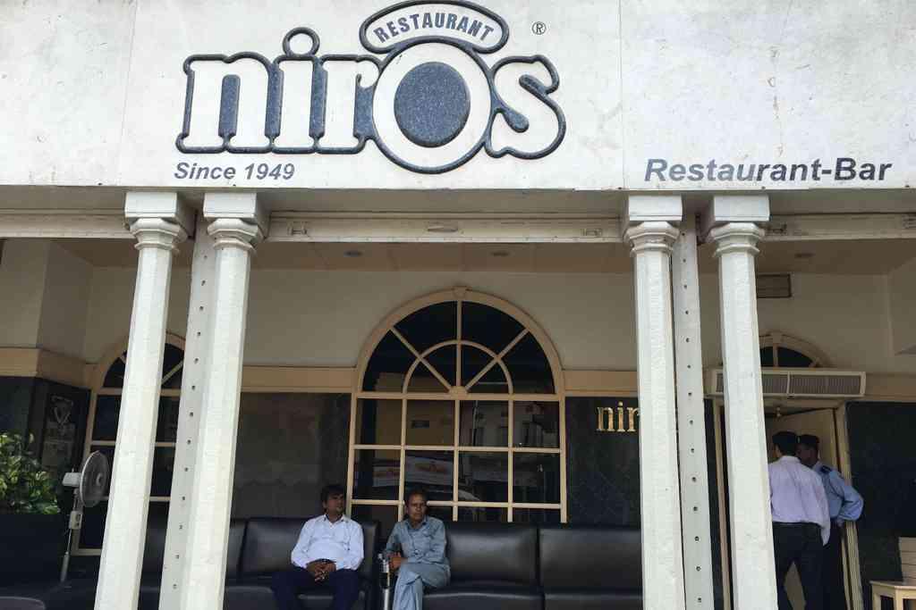 Niro's, M I Road, Jaipur