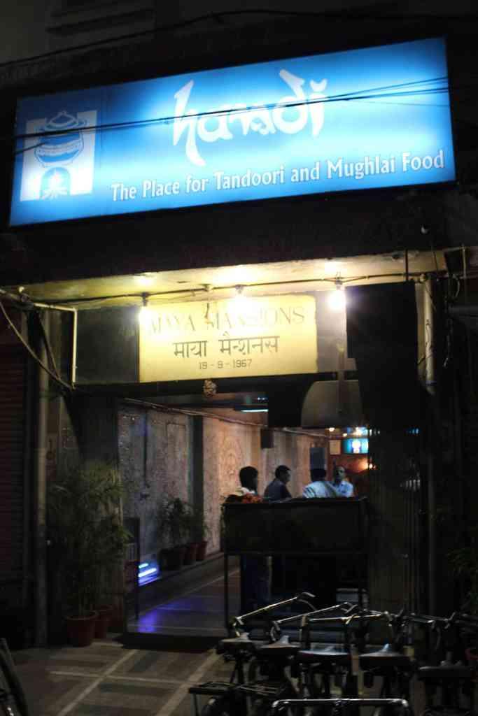 Handi, Maya Mansions, MI Road, Jaipur