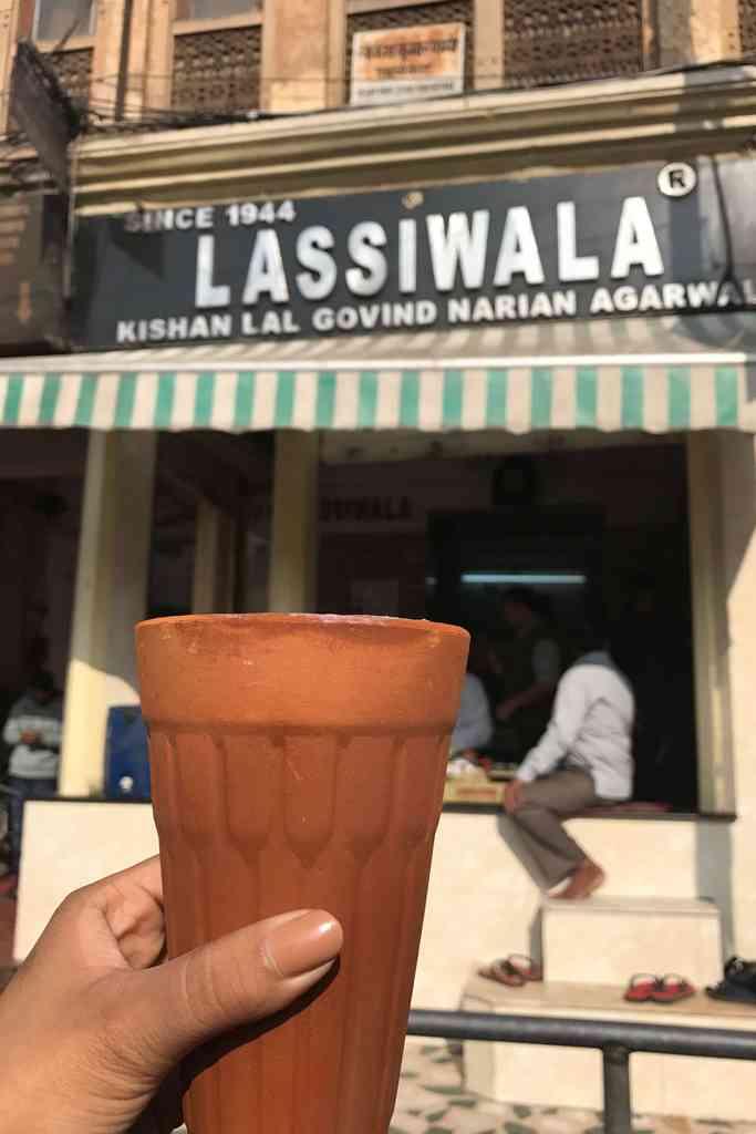 Lassiwala, MI Road, Jaipur