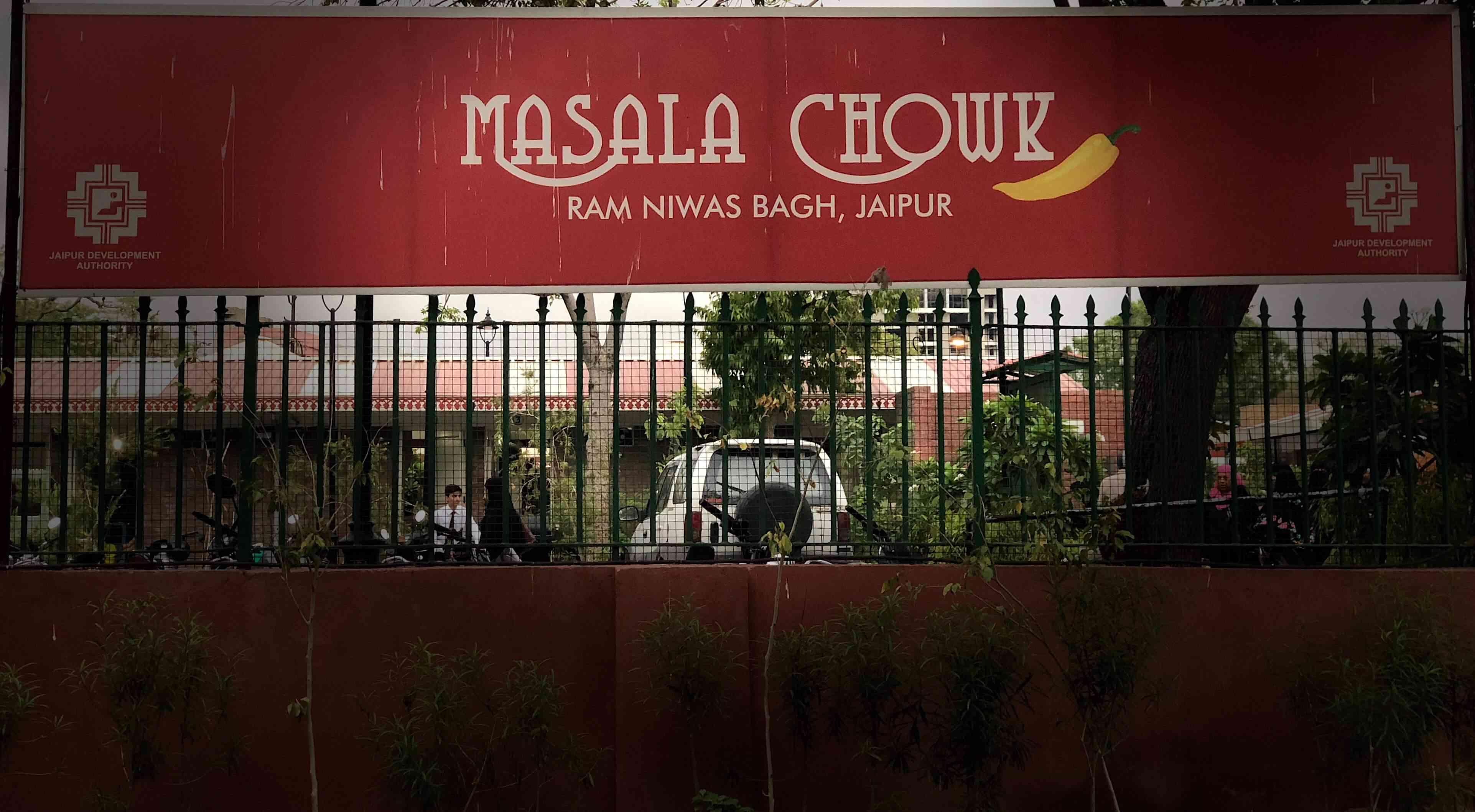 Masala Chowk, Jaipur