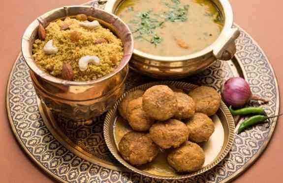 daal baati churma recipe