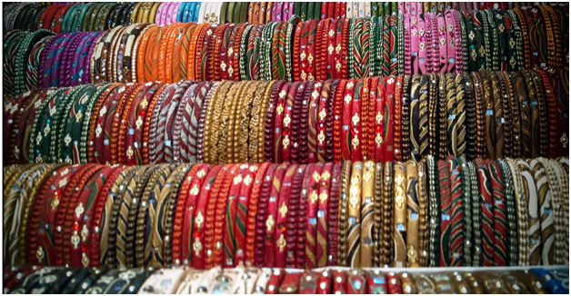 Lac Bangles: An Intrinsic Part Of Rajasthani Jewelry