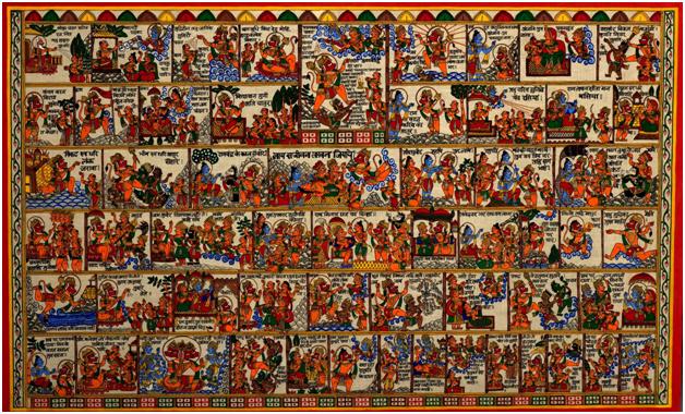hanuman chalisa phad