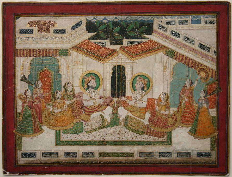 Rajasthani Painting Jodhpur school of Painting