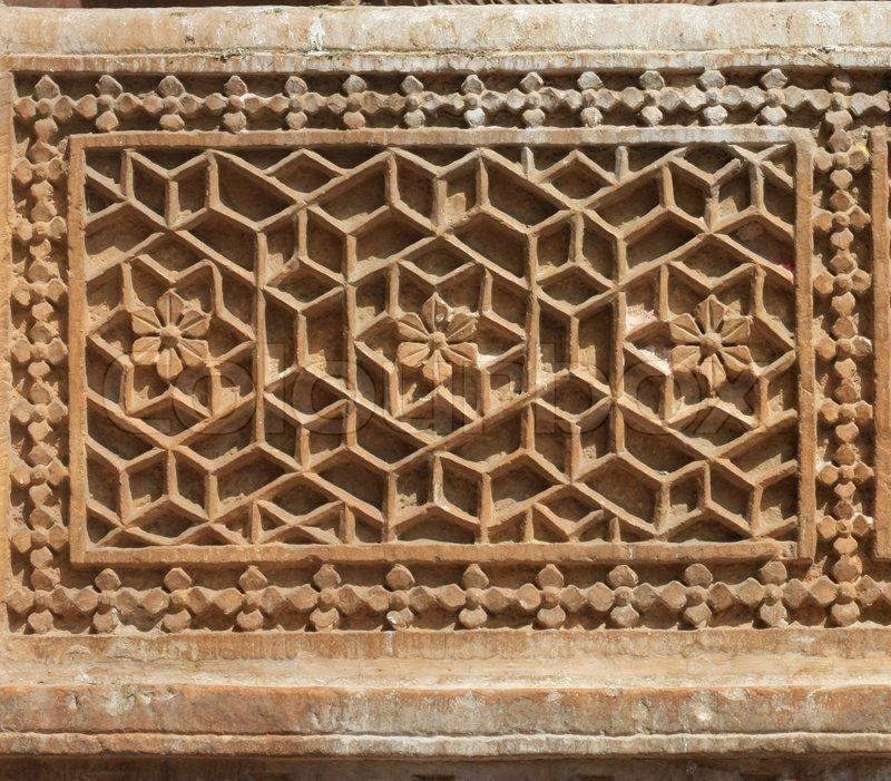 Stone carving Patwa Haveli Jaisalmer