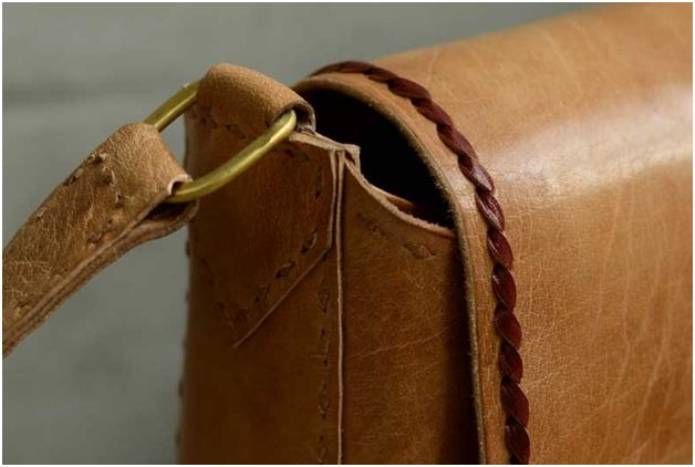 leather stitching Jawaja styled leather products