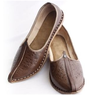 Jawaja leather shoes (Jooti)