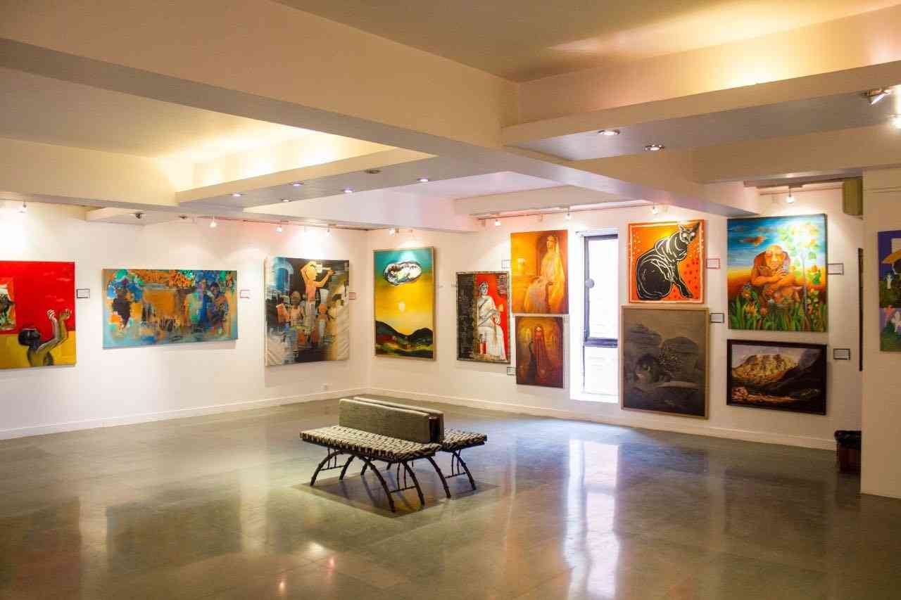 jaipur art gallary