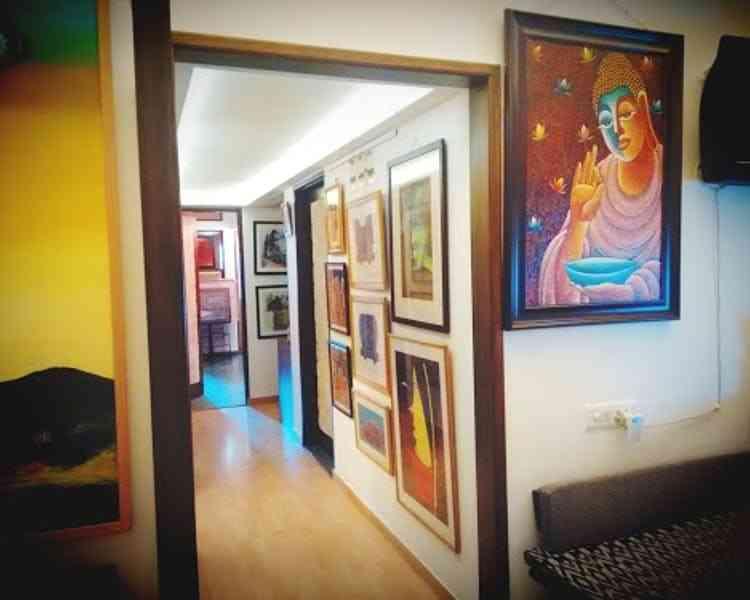Naila Art Gallery, Naila Bagh Palace, Jaipur