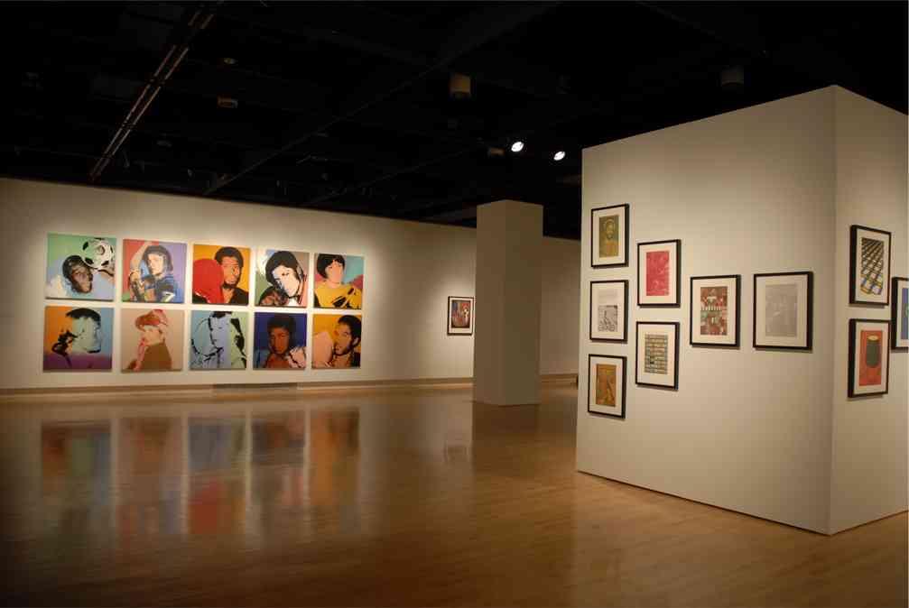 Modern Art Gallery Jaipur