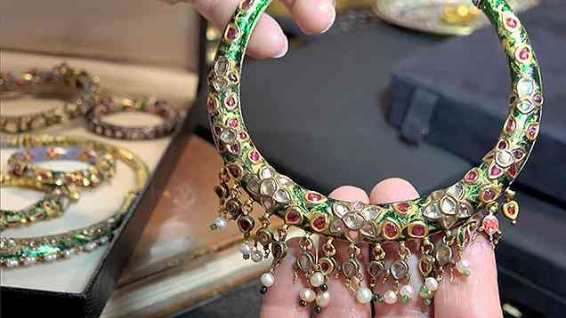Gems and Jewellery of Rajasthan