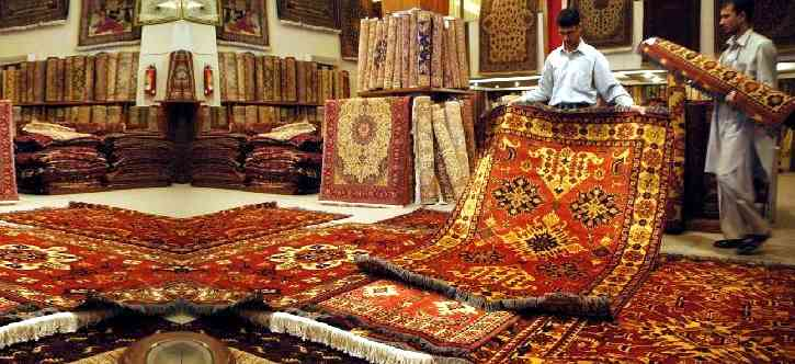 Carpets and Dhurries of Rajasthan