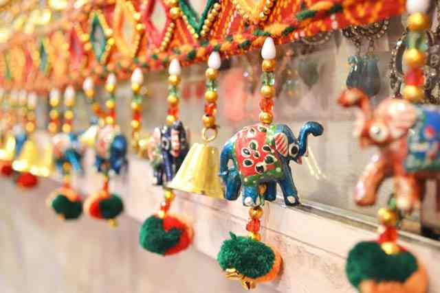 Rajasthani Style Interior Decoration Ideas- Wall Hangings