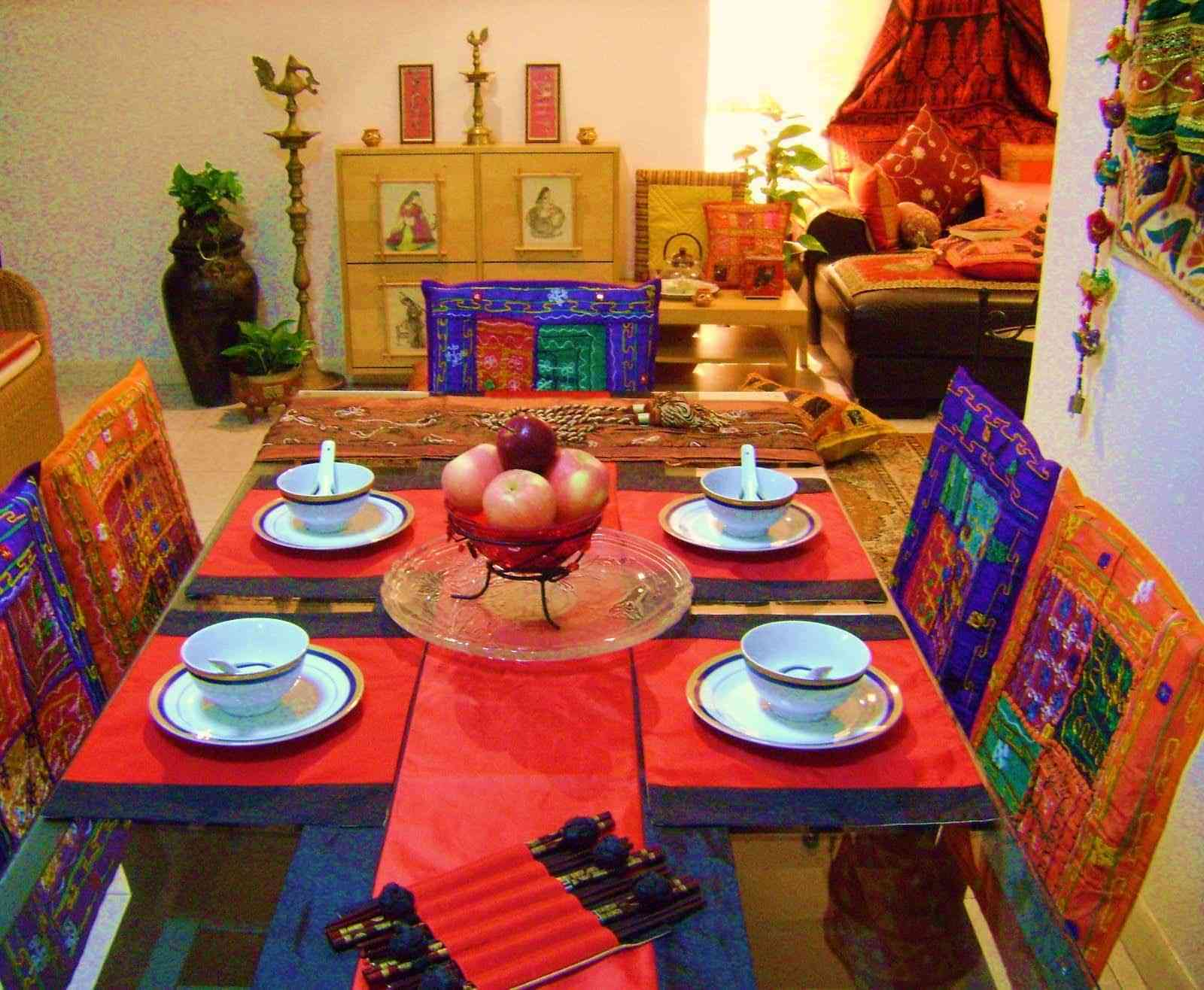 Rajasthani Style Interior Decoration Ideas to furnish your ...