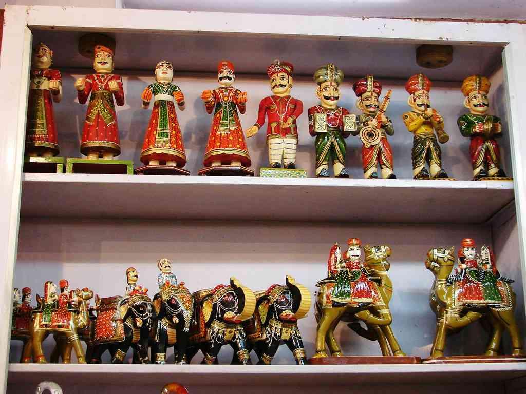Rajasthani Souvenir Handicraft