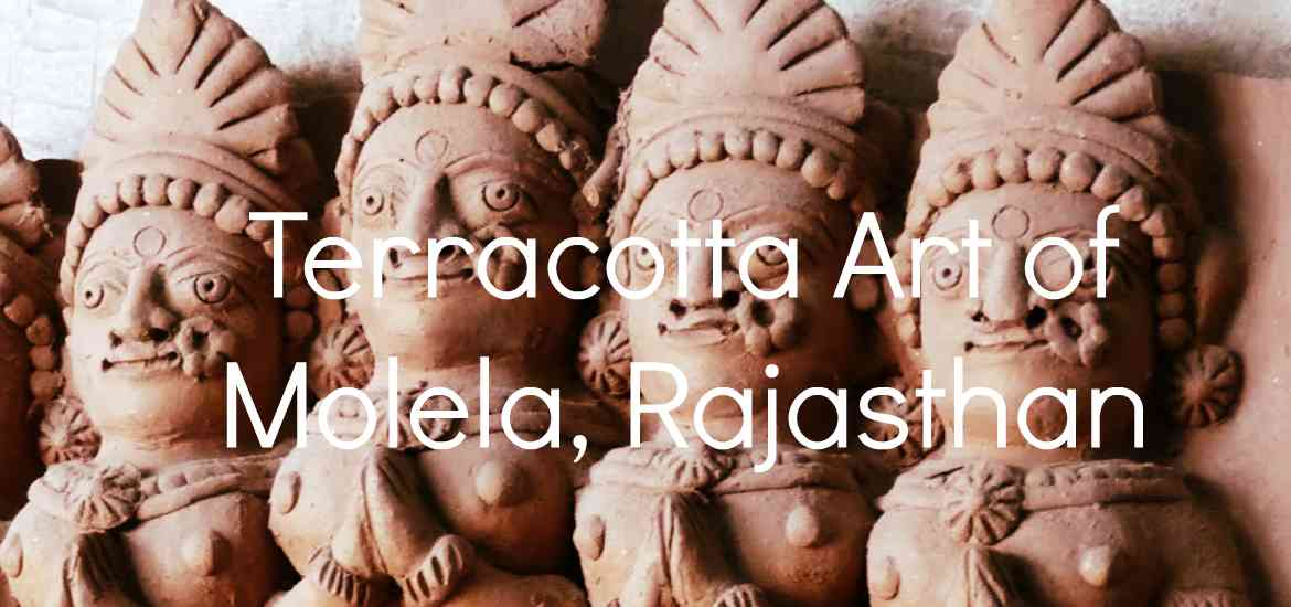 Terracotta Ancient Art Of Rajasthan Featuring Intricate Workmanship
