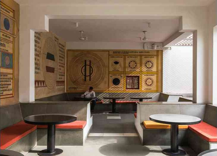 Indian Coffee House Jawahar Kala Kendra JKK Jaipur