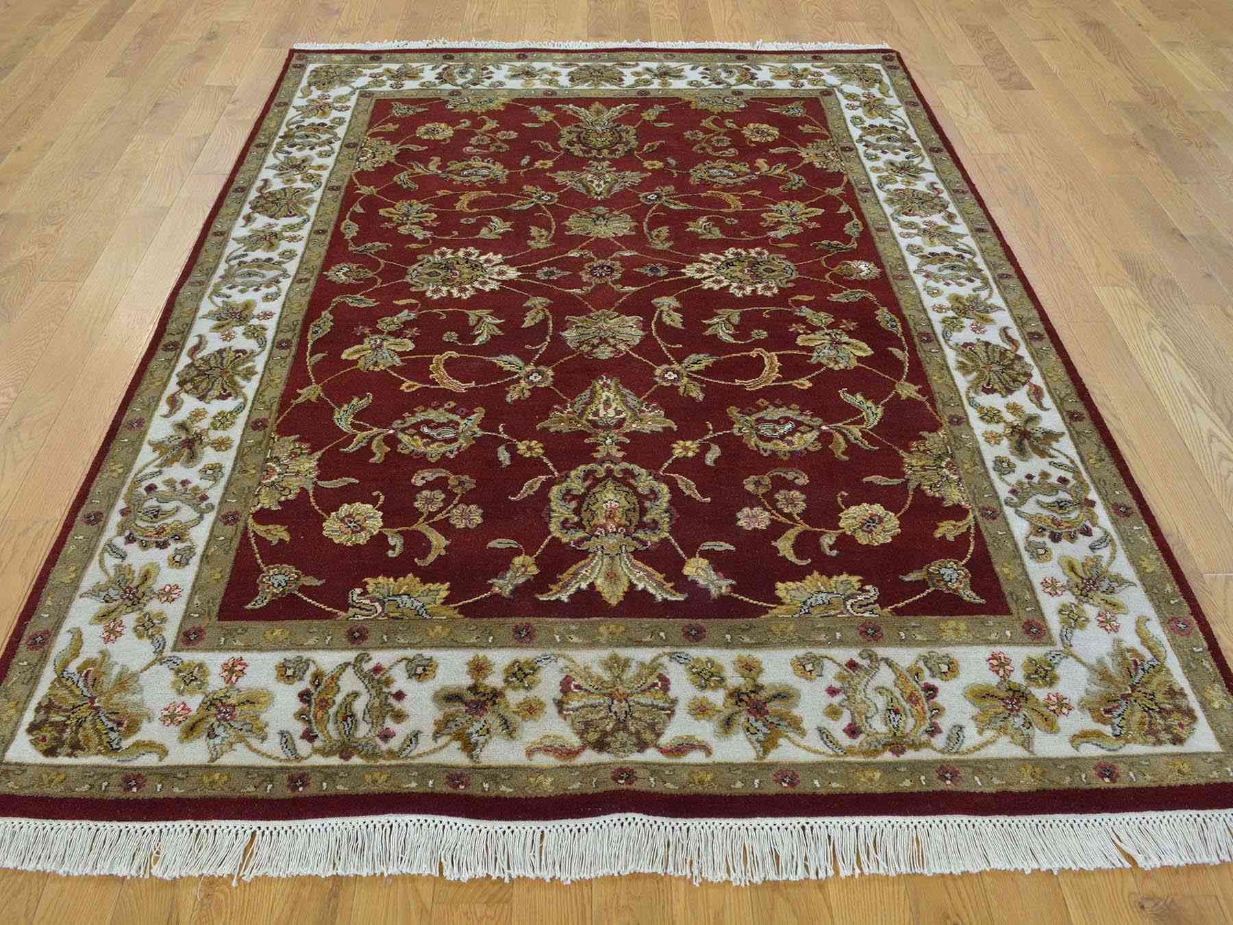 Rajasthan Hand-Knotted Carpets