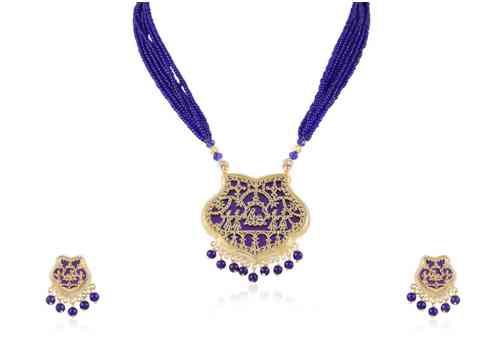 Sapphire Thewa Jewellery