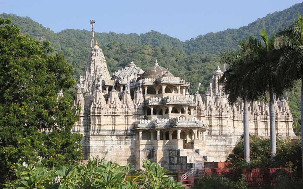 Chaumukha Jain temple