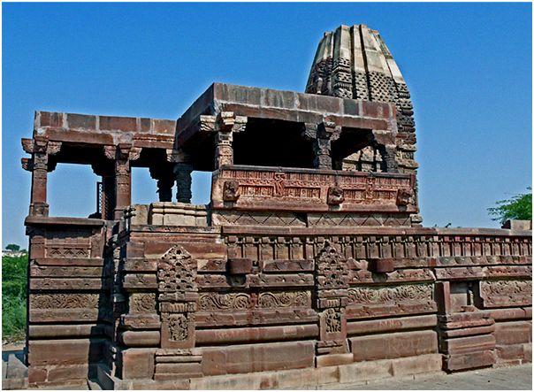 Harihara temple osian