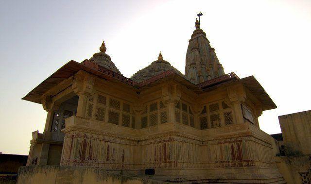 kalki temple jaipur, rajasthan