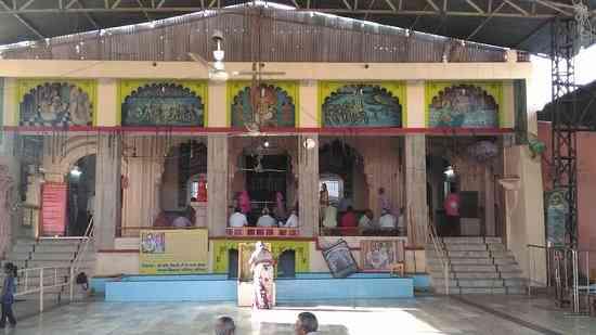 Banke Bihari Temple, Bharatpur