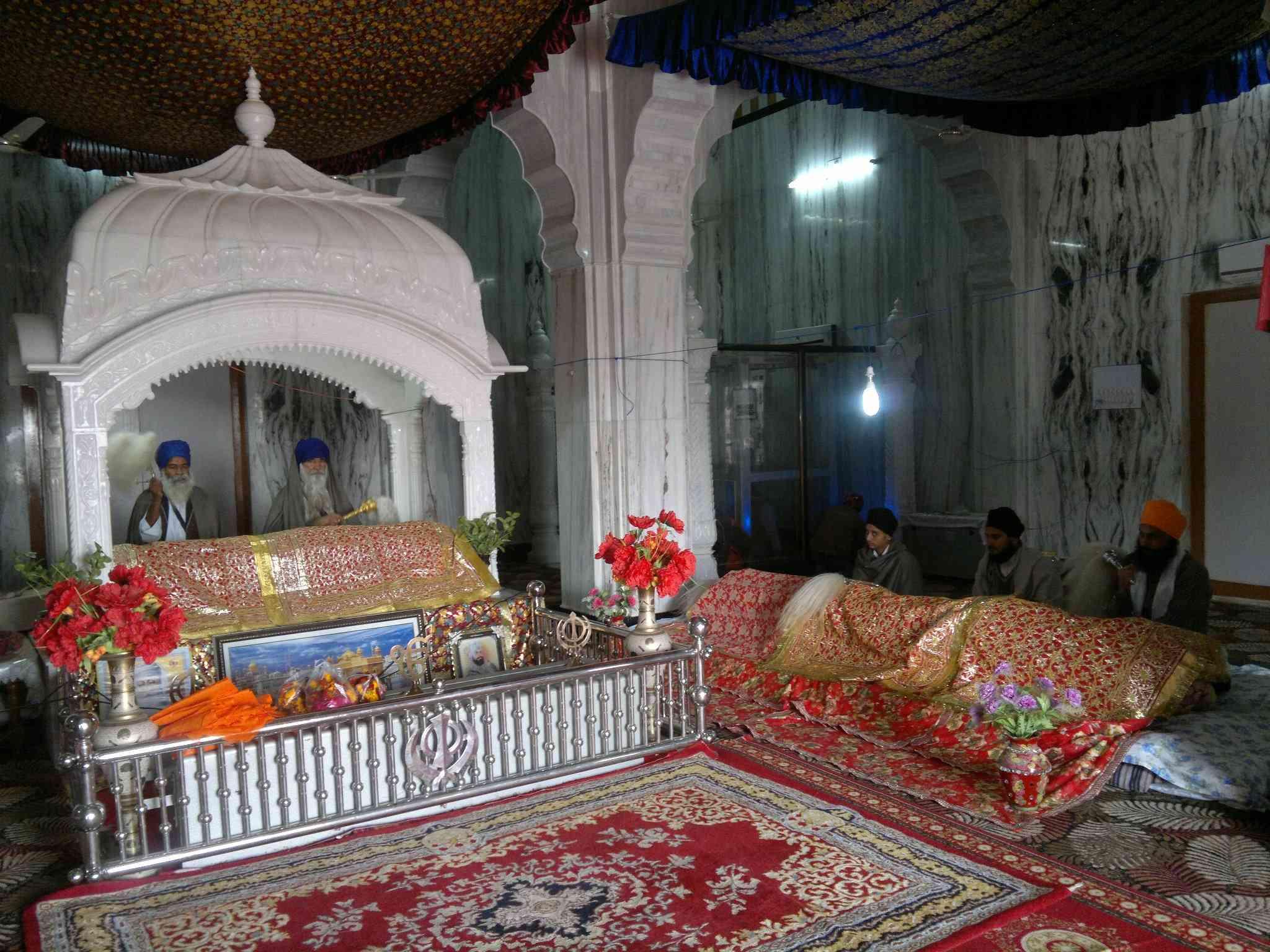 Gurudwara Shri Kalgidhar Bagor Sahib