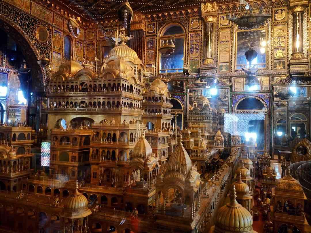 Soniji ki Nasiyan or Nasiyan Jain temple