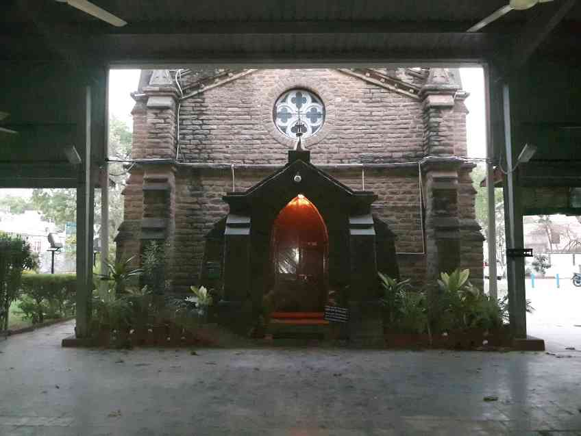 Shepherd Memorial Church