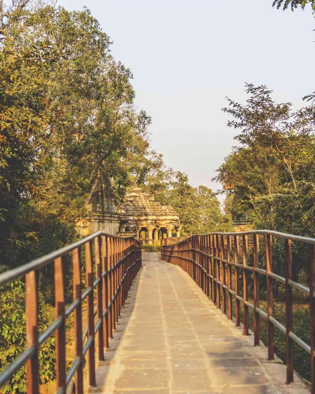Baroli Temples