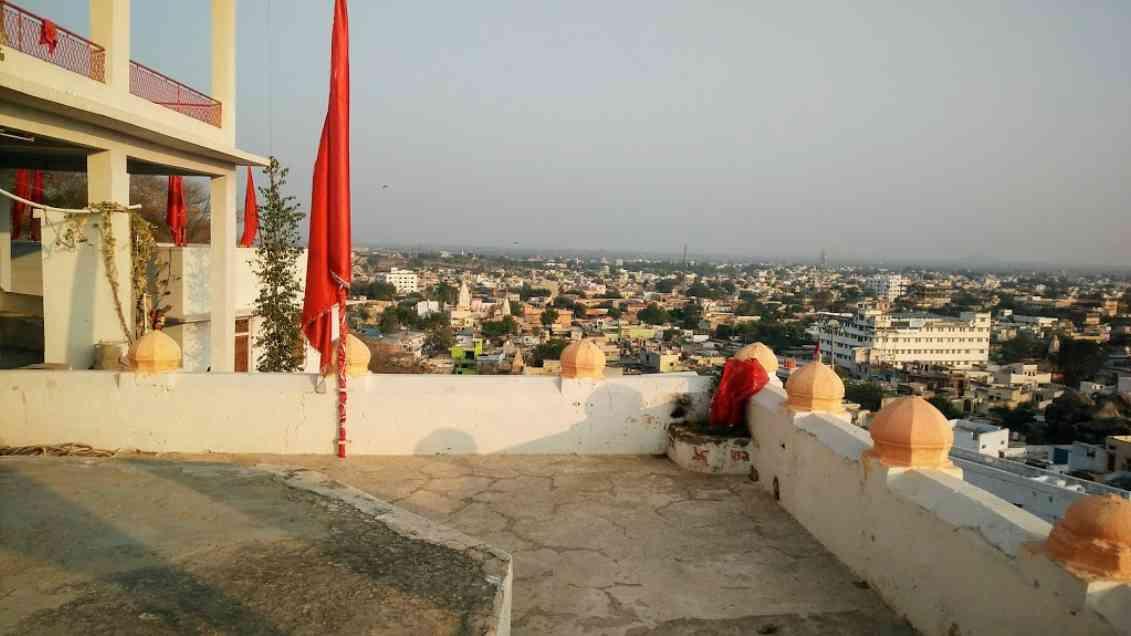 Mansa Devi Temple Jhunjhunu Rajasthan