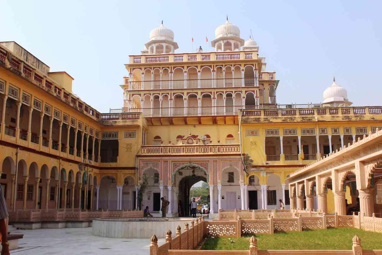 Rani Sati Temple Complex