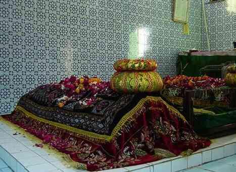 Abdullah Pir Dargah, Banswara