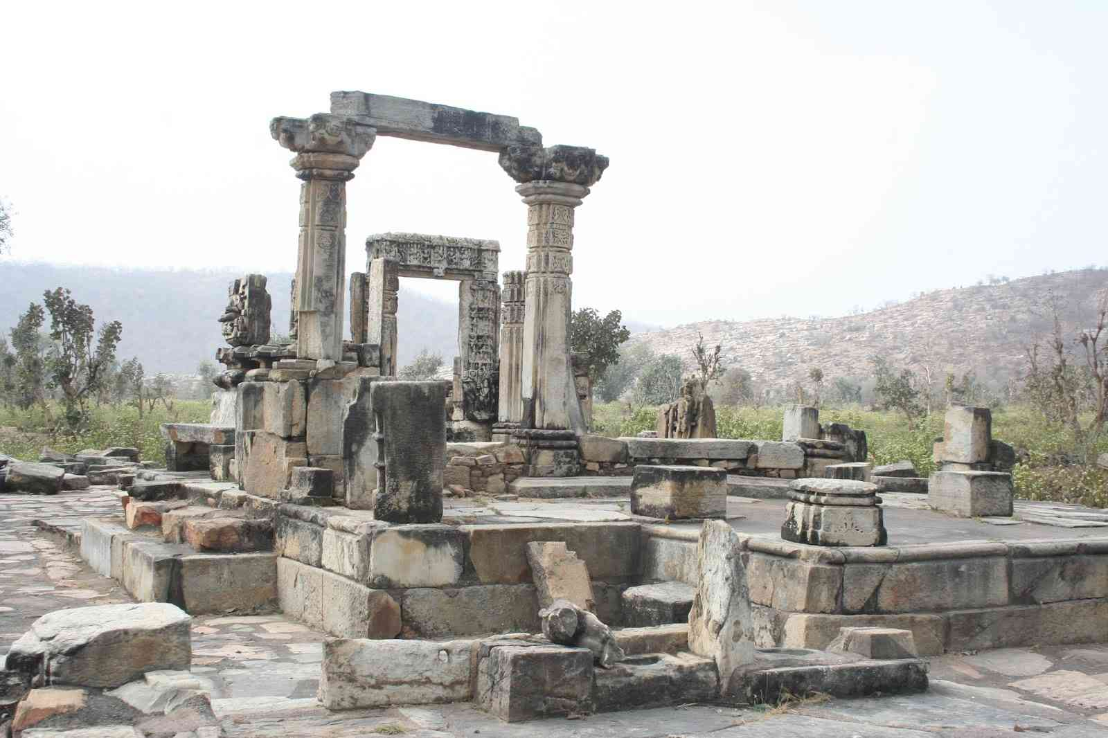 Neelkanth Temple, Alwar