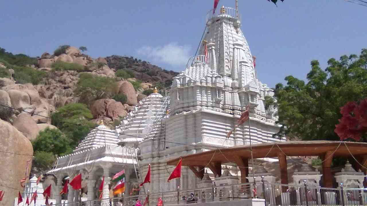Temples of Barmer