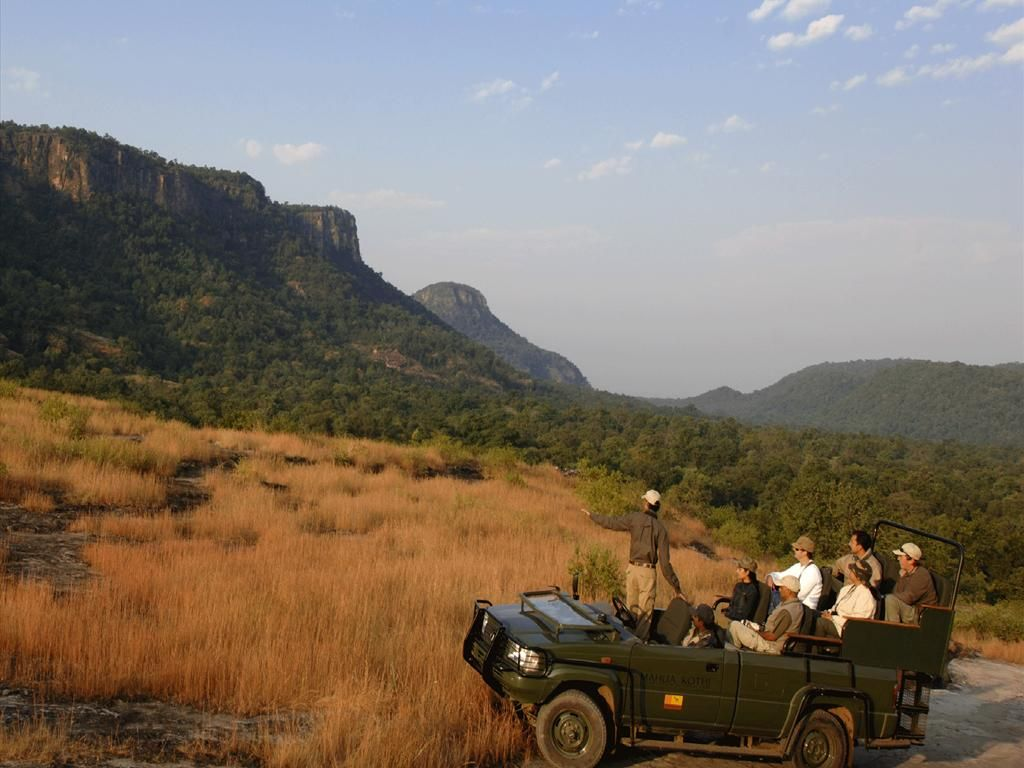 kumbhalgarh wildlife sanctuary safari
